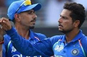 Kuldeep Yadav (right) and Yuzvendra Chahal have been an integral part of Team India's bowling plans in recent times.