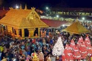 The temple in Sabarimala opened last Friday for a 64-day pilgrimage, the third time since the Supreme Court lifted restrictions on the entry of women between the age of 10 and 50.
