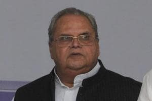 "Jammu and Kashmir Governor Satya Pal Malik who has been criticised for abruptly dissolving the state government, defended his decision saying that he had been presented with an ""unholy alliance""."