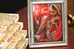 Deepika Padukone and Ranveer Singh tied the knot in a secret ceremony in Italy.