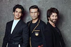 Shahid Kapoor and Ishaan Khatter will be on Karan Johar's Koffee With Karan soon.