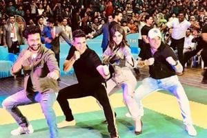 Akshay Kumar has been promoting Japanese martial arts Kudo for a while now.