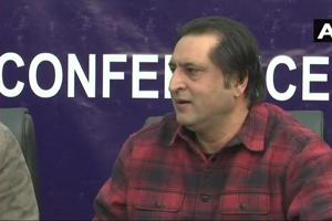 "Hitting out at the PDP, the Congress and the National Conference, People's Conference chief Sajad Lone Friday said their efforts to form a grand alliance was aimed at  keeping a ""third front"" led by his party out of power."