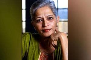 The SIT probing the murder of journalist Gauri Lankesh, who was murdered outside her Bengaluru home on Sept 5, 2017, today filed an additional charge sheet  against 18 accused (File Photo)