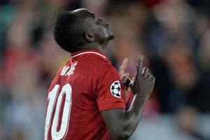 The length of Sadio Mane's new deal was not disclosed by Liverpool.