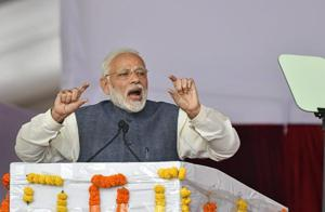 Prime Minister Narendra Modi campaigned in Mizoram ahead of the November 28 assembly elections (FilePhoto)