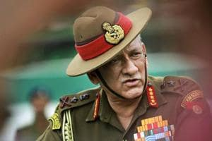 """Army chief General Bipin Rawat is reported to have initiated four major studies for the transformation of the Indian army into a """"more agile fighting force"""" to face current and emerging threats and challenges"""