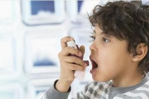 Around one in three children under the age of five cough and wheeze when they have colds and other viral infections because infections cause inflammation, which may also make the inner lining of airways to swell up and restrict air flow.