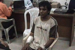 26/11 Mumbai Terror Attack - Mohammed Ajmal Kasab, the lone surviving member of the 10-man group which attacked several Mumbai landmarks.