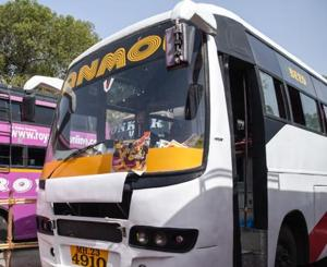 The private bus operators in Pune have increased the bus fare for journeys to various places in and around Maharashtra by 15-20 percent .