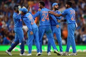 India were clearly the better side on the day and after a disciplined effort by the bowlers, the batsmen led by Virat Kohli got the job done as the visitors galloped away to a series-levelling win.