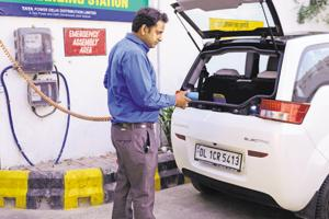 The government has increased the outlay by Rs 100 crore to Rs 895 crore for the first phase of the FAME India scheme to promote mass adoption of electric vehicles.