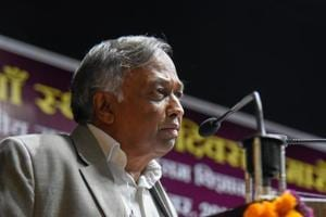 Twenty third edition of saint shree Dnyaneshwar-Tukaram endowment lecture series – 2018, United Nations educational, scientific and cultural organisation (UNESCO) chair programme for 'culture of peace' has been organised by MIT-WPU where eminent speakers, including Vijay P Bhatkar (seen in picture), from various fields will be delivering lectures.