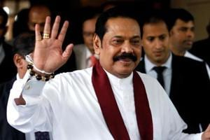 Sri Lanka's controversially appointed prime minister Mahinda Rajapaksa said Sunday that stability in the country could only be restored through a fresh round of parliamentary elections.