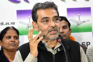 Upendra Kushwa on Saturday had sought the prime minister's intervention to resolve the seat-sharing issue in Bihar NDA.
