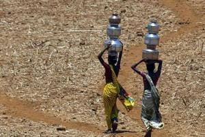 Increasing heat and changing weather patterns are affecting production and food security in weather-dependent agricultural economies such as India