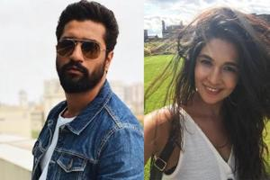 Vicky Kaushal and Harleen Sethi are rumoured to be in a relationship.