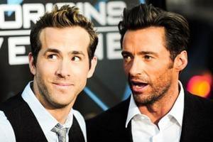 Hugh Jackman plays this prank on Ryan Reynolds and we can feel the burn.