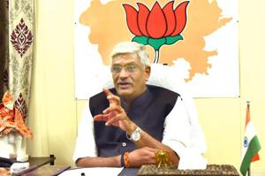 BJP's election management committee convenor Gajendra Singh Shekhawat believes the results of the Rajasthan assembly election will depend on who makes how many mistakes.