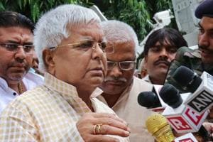 Leaders from former Bihar chief minister Lalu Prasad's Rashtriya Janata Dal (RJD) are discussing a seat-sharing formula with potential allies.