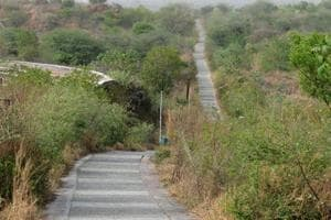 Gurugram's shining glory, the Aravalli Biodiversity Park (in photo), which hosts many native species of trees, grass, birds, butterflies and wild life, needs to be protected and preserved as an urban forest for all times to come.