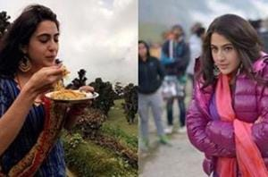Sara AliKhan will make her film debut with Kedarnath, which also stars Sushant Singh Rajput.