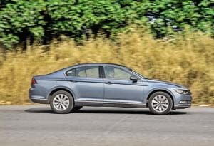 The Passat is an outstanding cruiser and feels wonderfully tied down at expressway speeds