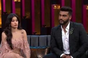 Actors Arjun Kapoor and Janhvi Kapoor featured in the latest episode of Koffee With Karan on November 25.