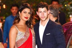 Expect Priyanka Chopra's wedding lehenga to be as lavish as her palace wedding. (File Photo)