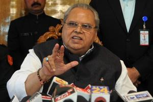 Amid a ranging controversy over his remarks on dissolving the Jammu and Kashmir assembly, Governor Satya Pal Malik has said the threat of transfer remains as it is not in one's hands.