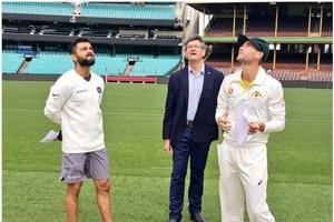 Virat Kohli won the toss and elected to bat first