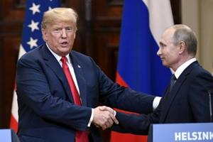 Donald Trump on Thursday cancelled meeting with Russian President Vladimir Putin.