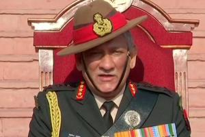 Army Chief General Bipin Rawat was at a function in Pune to review the passing out parade of 135th course of the National Defence Academy.
