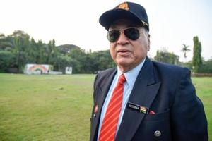 Colonel Ashok Kumar Tara (veteran), Vir Chakra, one of the honoured officers of the war, shares his experience with Hindustan Times
