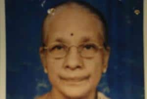 Lalita Shenoy lived with her son Yogesh in Borivli