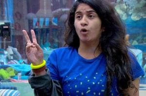 Surbhi Rana provokes Sreesanth and Romil Chaudhary in Bigg Boss 12 house.