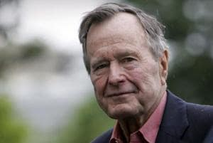 Former US president George HW Bush has died at age 94.