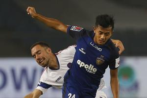 Chennaiyin FC had lost to ATK 1-2 in the reverse fixture.