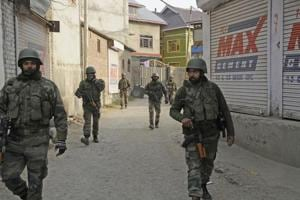 Two Army personnel were killed and as many injured in an accidental blast along the Line of Control (LoC) in Jammu and Kashmir on Saturday, an officer said.