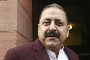 MoS PMO, Jitendra Singh, has said that a university can't be used as a platform for anti-India meeting and that there has to be commitment to national integrity.