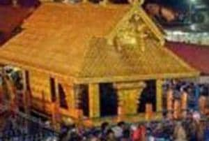 Fewer devotees visited the Sabarimala shrine in the first two-weeks of the annual pilgrimage season that began in mid November.