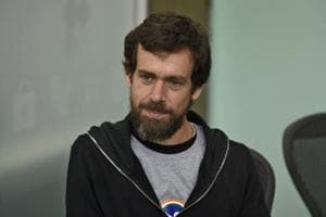 A court inRajasthan has ordered police to file a case against Twitter CEO Jack Dorsey, whose photo holding a controversial  poster during his India visit last month had gone viral (File Photo)