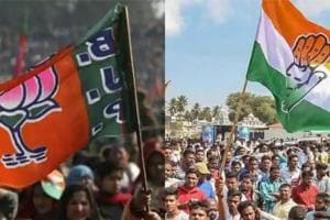 Rajasthan assembly elections 2018: In 2013, the Bharatiya Janata Party (BJP) swept these constituencies, winning 50 of the 59 seats. In 2008, the Congress won 34 and formed the government in the state.