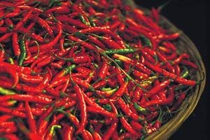 In bid to keep jawans healthy, fit and far from various diseases, use of red chilly has been banned in the mess of 31st battalion of Provincial Armed Constabulary (PAC) in Uttarakhand's Rudrapur, said a police official.
