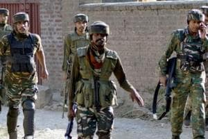Jammu and Kashmir police claimed on Monday they have busted two modules of Jaish-e-Mohammad (JeM) and arrested ten associates of the militants in south Kashmir's Pulwama district.
