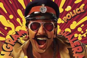 Simmba trailer release: Ranveer Singh plays ACP Sangram Bhalerao in Rohit Shetty's film.