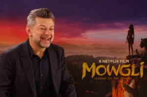 Andy Serkis promotes Netflix's Mowgli: Legend of the Jungle in Mumbai.
