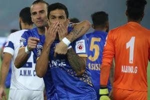 Mumbai City FC defeated Delhi Dynamos in their Indian Super League (ISL) encounter.