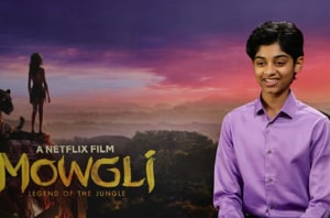 Rohan Chand promotes Netflix's Mowgli: Legend of the Jungle, in Mumbai.