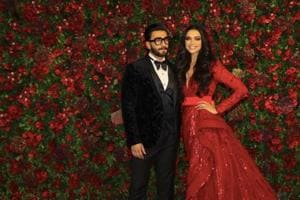Actor Ranveer Singh spoke about being an husband to Deepika Padukone at the trailer launch of Simmba.